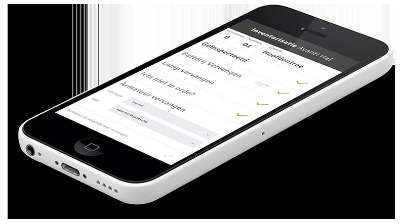 onderhoud noodverlichting mobiel