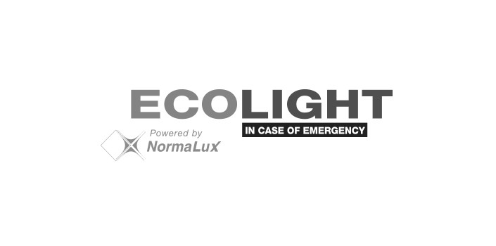 Ecolight logo noodverlichting