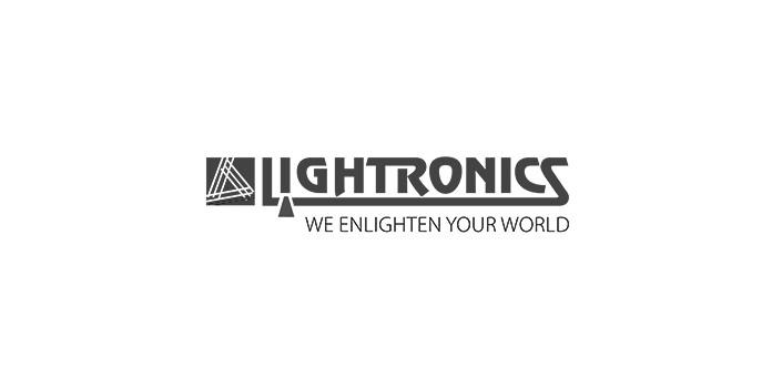 Lightronics logo noodverlichting
