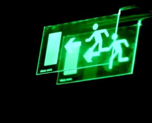hoe noodverlichting controleren